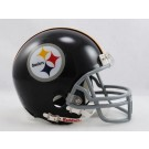 Pittsburgh Steelers NFL Riddell Replica Mini Throwback Football Helmet  (1963 - 1976)