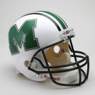 Marshall Thundering Herd NCAA Riddell Full Size Deluxe Replica Football Helmet
