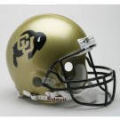 Colorado Buffaloes NCAA Pro Line Authentic Full Size Football Helmet From Riddell