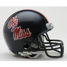 Mississippi (Ole Miss) Rebels NCAA Riddell Replica Mini Football Helmet