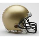 Navy Midshipmen NCAA Riddell Replica Mini Football Helmet