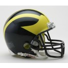 Michigan Wolverines NCAA Riddell Replica Mini Football Helmet