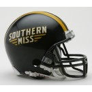 Southern Mississippi Golden Eagles NCAA Riddell Replica Mini Football Helmet
