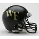 Wake Forest Demon Deacons NCAA Riddell Replica Mini Football Helmet