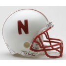 Nebraska Cornhuskers NCAA Riddell Replica Mini Football Helmet