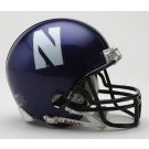 Northwestern Wildcats NCAA Riddell Replica Mini Football Helmet