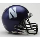 Northwestern Wildcats NCAA Riddell Replica Mini Football Helmet