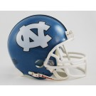 North Carolina Tar Heels NCAA Riddell Replica Mini Football Helmet