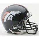 Denver Broncos NFL Riddell Replica Mini Football Helmet