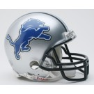 Detroit Lions 2003-2008 NFL Riddell Replica Mini Throwback Football Helmet
