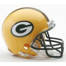 Green Bay Packers NFL Riddell Replica Mini Football Helmet