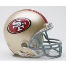 San Francisco 49ers NFL Riddell Replica Mini Football Helmet