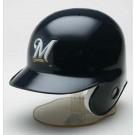 Milwaukee Brewers MLB Replica Left Flap Mini Batting Helmet From Riddell