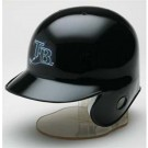 Tampa Bay Rays MLB Replica Left Flap Mini Batting Helmet From Riddell