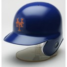 New York Mets MLB Replica Left Flap Mini Batting Helmet From Riddell