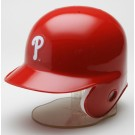 Philadelphia Phillies MLB Replica Left Flap Mini Batting Helmet From Riddell
