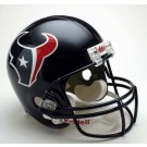 Houston Texans NFL Riddell Full Size Deluxe Replica Football Helmet