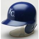 Kansas City Royals MLB Replica Left Flap Mini Batting Helmet From Riddell