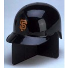San Francisco Giants MLB Replica Left Flap Mini Batting Helmet From Riddell