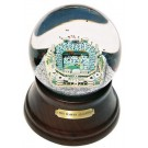 Pro Player Stadium (Miami Marlins) MLB Baseball Stadium Snow Globe with Microchip Activated Song