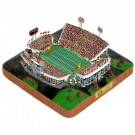 Lane Stadium (Virginia Tech Hokies) Limited Edition Replica - Gold Series