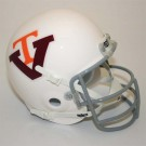 Virginia Tech Hokies (1974) Mini Throwback Football Helmet from Schutt