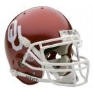 Oklahoma Sooners NCAA Schutt Full Size Authentic Football Helmet by