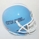 Citadel Bulldogs NCAA Mini Authentic Football Helmet from Schutt