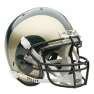 Colorado State Rams NCAA Mini Authentic Football Helmet From Schutt