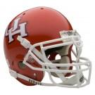 Houston Cougars NCAA Mini Authentic Football Helmet From Schutt