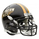 Southern Mississippi Golden Eagles NCAA Schutt Full Size Authentic Football Helmet