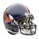 Mississippi (Ole Miss) Rebels NCAA Schutt ''Air'' Full Size Authentic Football Helmet