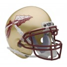Florida State Seminoles NCAA Mini Authentic Football Helmet From Schutt