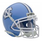 North Carolina Tar Heels NCAA Mini Authentic Football Helmet From Schutt