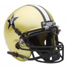 Vanderbilt Commodores NCAA Mini Authentic Football Helmet from Schutt