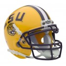 Louisiana State (LSU) Tigers NCAA Mini Authentic Football Helmet From Schutt