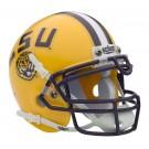 Louisiana State (LSU) Tigers NCAA Mini Authentic Football Helmet From Schutt