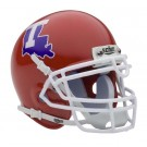 Louisiana Tech Bulldogs NCAA Mini Authentic Football Helmet From Schutt