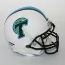 Tulane Green Wave NCAA Mini Authentic Football Helmet From Schutt
