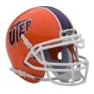 UTEP Texas (El Paso) Miners NCAA Mini Authentic Football Helmet From Schutt