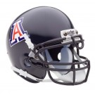 Arizona Wildcats NCAA Mini Authentic Football Helmet From Schutt