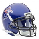 Memphis Tigers NCAA Mini Authentic Football Helmet From Schutt