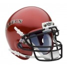 San Diego State Aztecs NCAA Mini Authentic Football Helmet From Schutt