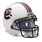 South Carolina Gamecocks NCAA Mini Authentic Football Helmet From Schutt