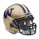 Washington Huskies NCAA Mini Authentic Football Helmet From Schutt