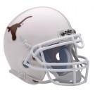 Texas Longhorns NCAA Mini Authentic Football Helmet From Schutt