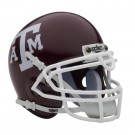 Texas A & M Aggies NCAA Mini Authentic Football Helmet From Schutt