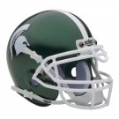 Michigan State Spartans NCAA Mini Authentic Football Helmet From Schutt