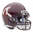 Virginia Tech Hokies NCAA Mini Authentic Football Helmet From Schutt