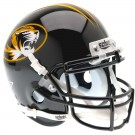 Missouri Tigers NCAA Mini Authentic Football Helmet From Schutt
